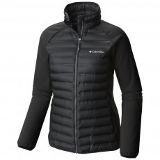 Columbia Flash Forward Hybrid Jacket Utcai kabát,dzseki D (1682751-p_010-Black)