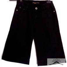 22 db Női fekete vászon térd nadrág méret: 25-31-es méretig (raktári porosodás előfordulhat illetve a fém patenteknél korrozió , kefével eltávolitható)