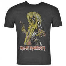 Amplified Clothing Iron Maiden póló férfi