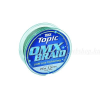 Zebco Topic OMX fonott, zöld 0.22mm,250m