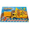 Flair Toys Plastelino: Építőmester gyurmakészlet