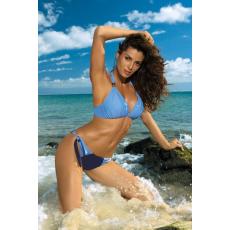 marko Bikini Roxie Blueberry-Skipper M-326 kék