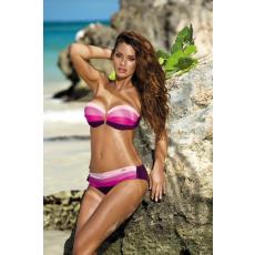 marko Bikini Taylor Vigneto-Rosa Confetto Milk Shake-Clematis M-350 rózsaszín-lila