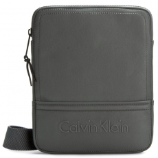 Calvin Klein Black Label Válltáska CALVIN KLEIN BLACK LABEL - Speed Flat Crossover K50K502153 020