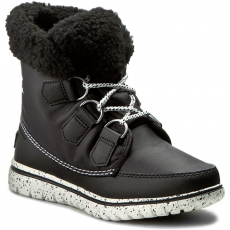 SOREL Hótaposó SOREL - Cozy Carnival NL2297-010 Black/Sea Salt
