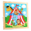 Smily Play WOODEN JIGSAW PUZZLE 810030 K3109