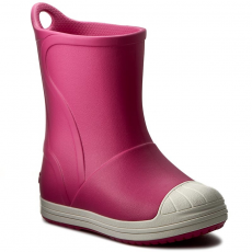 CROCS Gumicsizmák CROCS - Bump It Boot 203515 Candy Pink/Oyster