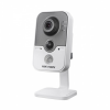 Hikvision DS-2CD2432F-IW IP Cube kamera, beltéri, 3MP, 2,8mm, IR10m, D&N (ICR), DWDR, 3DNR, PoE,SD,Wifi,audio