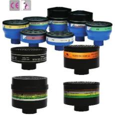 SupAir® Eurfilter DIN Szűrőbetét A2B2E2K2-Hg-NO-CO-P3