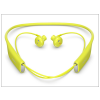 Sony Bluetooth sztereó headset - MultiPoint - NFC - SBH70 - lime