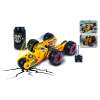 Nikko Nikko: Nano SlammR RC távirányítós autó - sárga