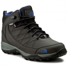 The North Face Bakancs THE NORTH FACE - Storm Strike WP T92T3TX6X W TNF Black/ Sedona Sage Grey