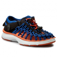 Keen Szandál KEEN - Uneek 02 1015506 True Blue/Kol
