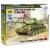 Zvezda Soviet Tank T-34/85 tank makett Zvezda 6160