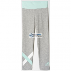 Adidas nadrág adidas Cotton Tight Junior AY5311