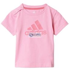 Adidas Póló adidas Favourite Tee Kids AY6011