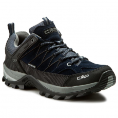 CMP Bakancs CMP - Rigel Low Trekking Shoes Wp 3Q13247 Blue-Ar