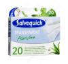 Salvequick sebtapasz átlátszó aloés (20x) elsősegély