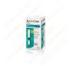 BonPharma AccuChek Active Glucose vércukorszintmérő csík (50x) vércukorszintmérő