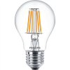 LED 7.5W/827 E27 Normál forma A60 CL ND FILAMENT Philips