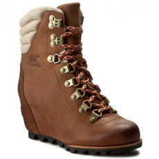 SOREL Magasított cipő SOREL - Conquest Wedge NL2337-286 Elk/British Tan