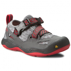 Keen Félcipő KEEN - Komodo Dragon 1014415 Magnet/Racing Red