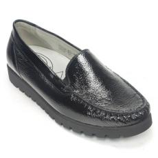 Waldlaufer : Hegli fekete női félcipő