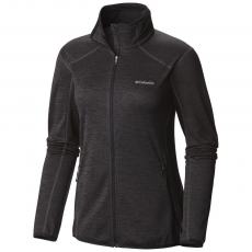 Columbia Sapphire Trail Fleece Jacket Polár,softshell D (AK1753-p_010-Black)
