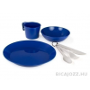 GSI outdoors CASCADIAN 1 PERSON TABLE SET- BLUE