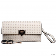 Miss Lulu London L1510 - Miss Lulu pöttyded Envelope Táska Clutch táska
