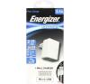 ENERGIZER micro USB hálózati töltő,2xUSB,3.4A,Fehér mobiltelefon kellék