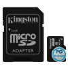 Kingston 8GB microSDHC CL10 UHS-I Industrial Temperature + adapterrel