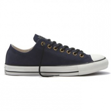 Converse Chuck Taylor All Star Ox Leather férfi tornacipő, Obsidian/Egret, 44 (153812C-467-10)