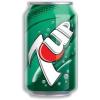 7UP üdítőital 330 ml