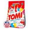 Tomi mosópor 1,4 kg color japánkert - 20 adag -