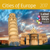 Goss Cities of Europe, képes lemeznaptár 2017