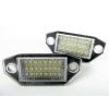 Ford rendszámtábla LED készlet