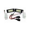 Einparts Audi / Skoda / VW rendszámtábla LED készlet