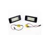 Einparts Audi / Seat / Skoda / VW rendszámtábla LED készlet autó izzó, izzókészlet