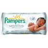 Pampers popsitörlő 56 db sensitiv