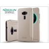 Asus Zenfone 3 (ZE552KL) oldalra nyíló flipes tok - Nillkin Sparkle - gold
