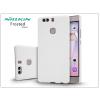 Huawei P9 Plus hátlap képernyővédő fóliával - Nillkin Frosted Shield - fehér