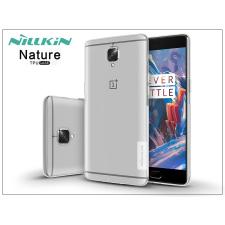 OnePlus 3 (A3000) szilikon hátlap - Nillkin Nature - transparent tok és táska
