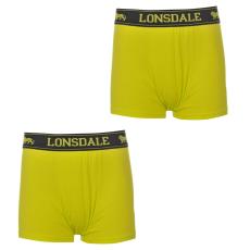 Lonsdale Boxeralsó Lonsdale 2 Pack gye.