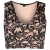 Rock and Rags Top felső Rock and Rags Lace Bralette női