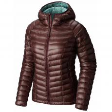 Mountain Hardwear Ghost Whisperer Down Hooded Jacket Túra kabát D (1560931-p_511-Purple Plum)
