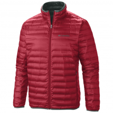 Columbia Flash Forward Down Jacket Utcai kabát,dzseki D (1640881-p_613-Mountain Red)