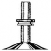 MICHELIN CH 18 UHD ( 120/90 -18 Crossschlauch, ca. 4mm Wandstärke )
