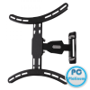 "Hama FullMotion TV Wall Bracket 3 stars 165 cm (65"") 1 arm Black"