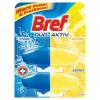 BREF wc-gél duo utántöltő 2 x 50 ml citrom